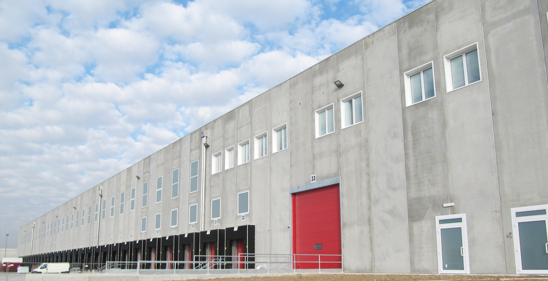 Logistics Center – Nogarole Rocca (VR)