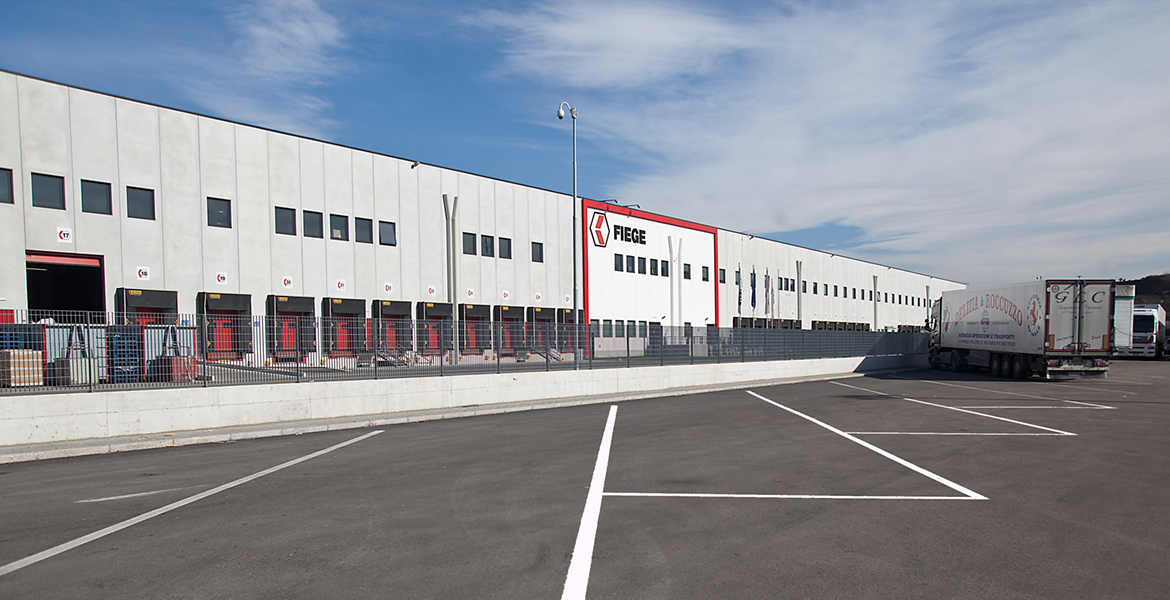 Logistics Warehouse – Colleferro (RM)